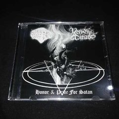 Behalf Fiend / Versos Miríades - Honor & Pride For Satan Cd