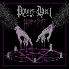 Power From Hell - Blood N' Spikes Cd