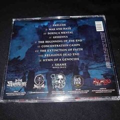 Necrobiotic - The Extinction Of Faith Cd  - comprar online