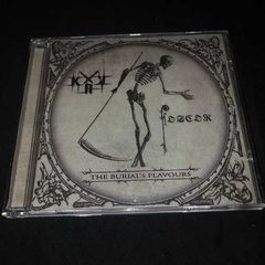 Krv / Foscor - The Burial's Flavours Cd