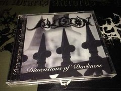 Avulsion - Dimension Of Darkness Cd