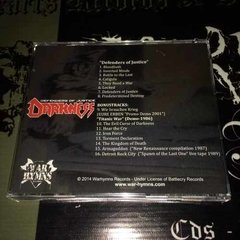Darkness - Defenders Of Justice Cd  - comprar online