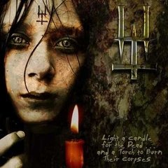 Hellishthrone - Light A Candle For The... Cd