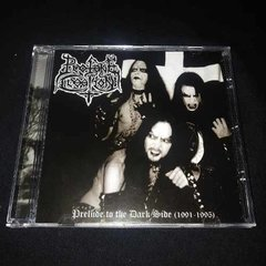 Profane Creation - Prelude To The Darkside 91' 95' Cd
