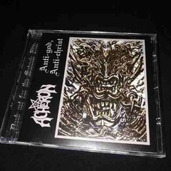 Acheron  Anti-god, Anti-christ Cd