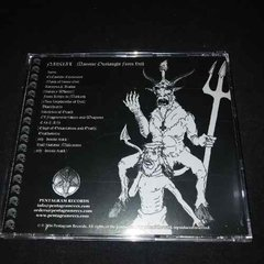 Nahual - Massive Onslaught From Hell Cd  - comprar online
