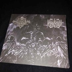 Black Ceremonial Kult - Kratherion Split Cd