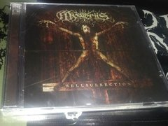 Mysteriis - Hellsurrection Cd