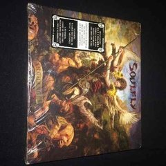 Soulfly - Archangel Cd + Dvd  Digipack