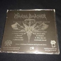 Maniac Butcher - Immortal Death / The Incapable Carrion Cd  na internet