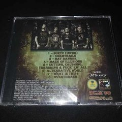 Overthrash - Until Death Cd - comprar online
