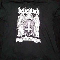 Behemoth - The Satanist Camiseta
