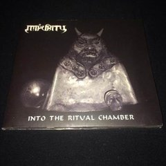 Impurity - Into The Ritual Chamber Cd Digipack