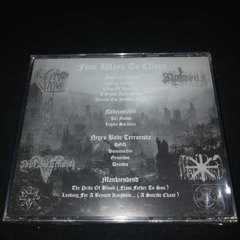 Four Ways To Chaos - Split Negro Bode Terrorista Cd  - comprar online