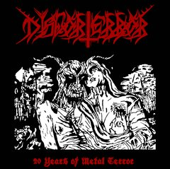 Disforterror - 20 Years of Terror Metal CD
