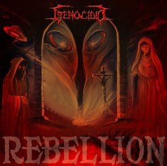 Genocídio - Rebellion CD Digipak