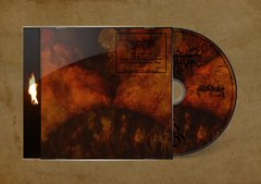 "Abhorior - Arakh Savna ""Temple of the Nightside Emanations"" CD - comprar online"