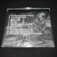 Cadaveric Infection - Hail Demons CD - comprar online