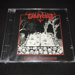 Cadaverise - Code of Immorality CD