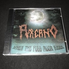 Arcano ‎– When The Full Moon Rises CD