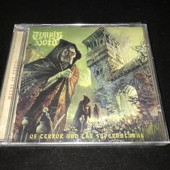 Temple of Void - Of Terror and the Supernatural CD