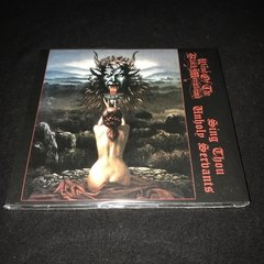 Wind of the Black Mountains - Sing Thou Unholy Servants CD