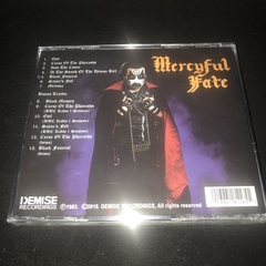 Mercyful Fate ‎– Melissa CD - comprar online