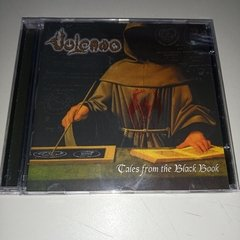 Vulcano - Tales From The Black Book Cd