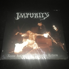 Impurity - Necro Infamists Of Tumulus Return Cd Digi