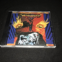 Necromancy - Ancient Wrath CD