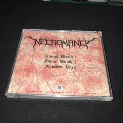 Necromancy - Ancient Wrath CD - comprar online