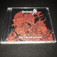 Hellscourge - Hell's Wrath Battalion CD