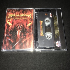 Malefactor - The Darkest Throne Cassete