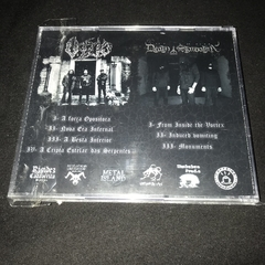 Death by Starvation / Vazio - Avaritia Furorem Ignorantia CD - comprar online