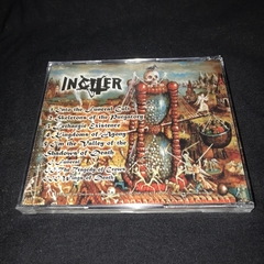 Inciter - Agonies of a Purgatorial Existence CD - comprar online