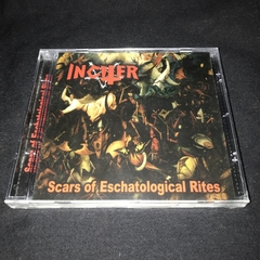 Inciter - Scars of Eschatological Rites CD