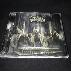 Imperious Malevolence - Decades of Death CD