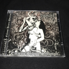 Malkuth - Extreme Bizarre Seduction CD
