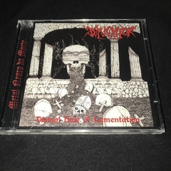 Difuntor - Dismal Halo of Lamentation CD