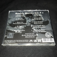 Southern Warriors Cult # 3 - Satanic Legion Faction CD - comprar online