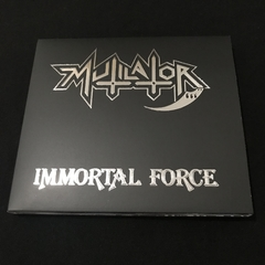 Mutilator - Immortal Force CD Digi