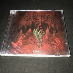 Infamous Glory - Bloodfeast CD
