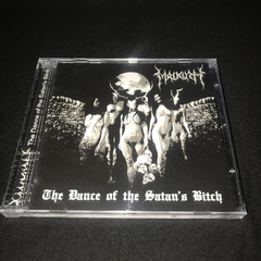 Malkuth - The Dance of the Satan's Bitch CD