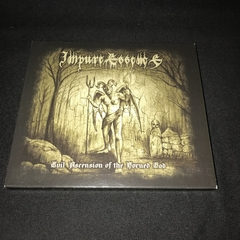 Impure Essence - Evil Ascension of the Horned God CD Slipcase