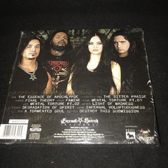 Exhortation - The Essence of Apocalypse CD Digi - comprar online