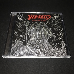 Impurity - Satan's Will Be Done CD