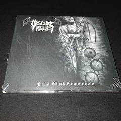 Obscure Relic - First Black Communion CD Digipak