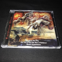 Luciferian Blood - Blood Red Sky (Demons Compilations) CD