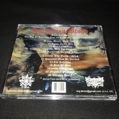 Luciferian Blood - Blood Red Sky (Demons Compilations) CD - comprar online