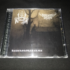 Lord Amoth / Obscurity Vision - Underground Elite Split CD